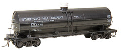 Sturtevant Mill Co. #111 Tank Car