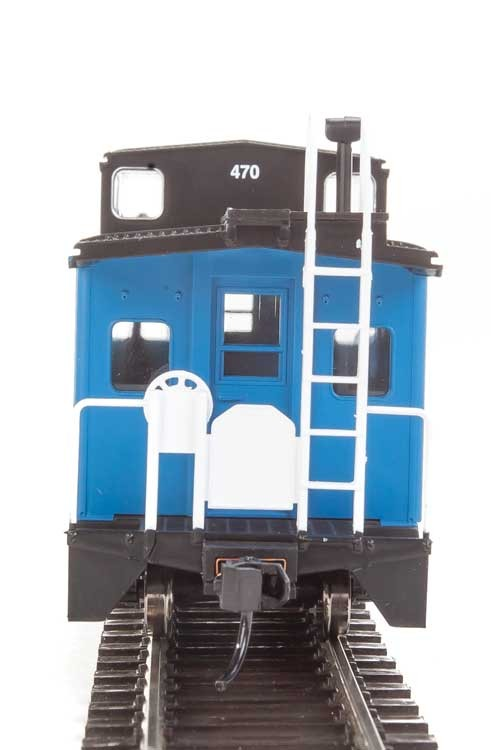 Northern Pacific #1127 Caboose
