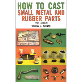 HOW TO CAST SMALL PARTS