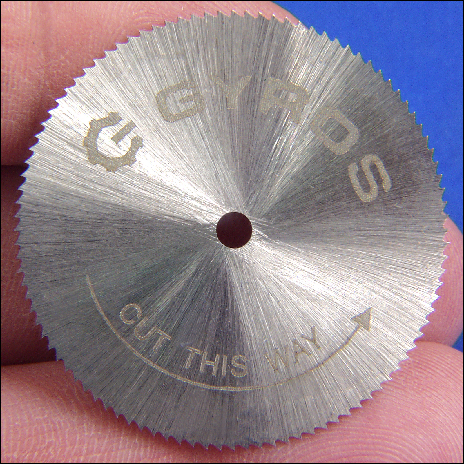 Miniature Saw Blade