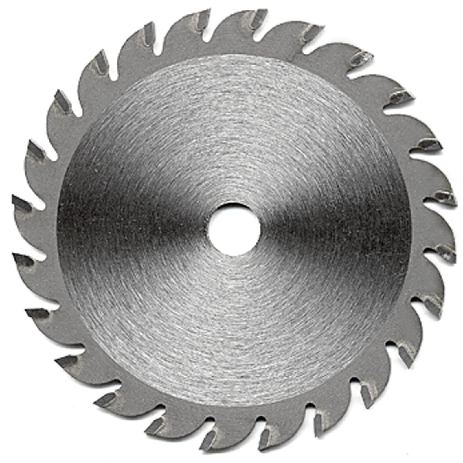 24 Tooth Carbide Tip Saw Blade 3 1 4 Inch Dia 10 Mm Hole