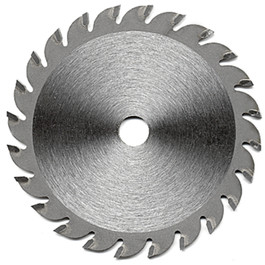24 Tooth Carbide Tip Saw Blade