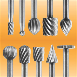 High Speed Steel Cutter Set
