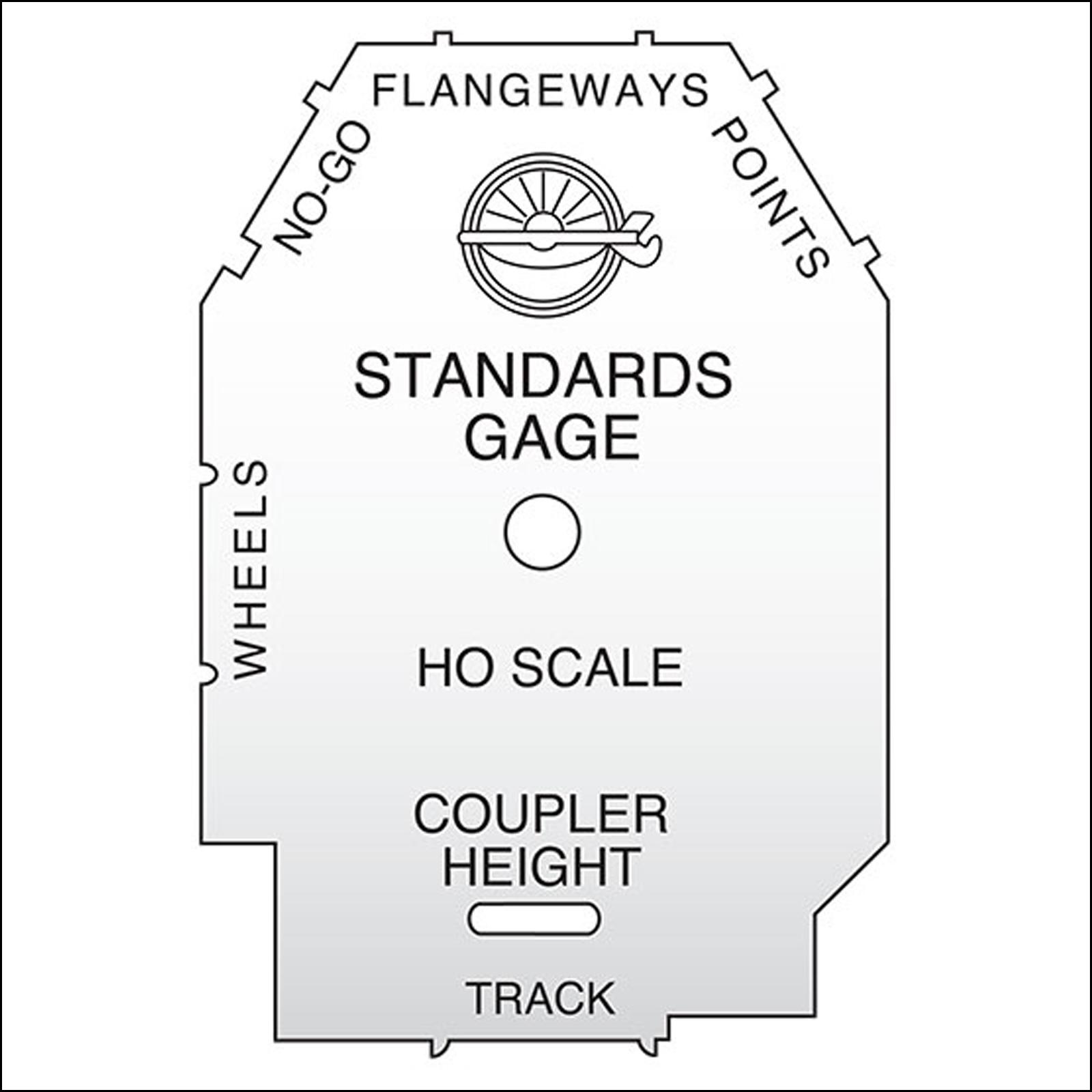 Model Train Tools Ho Track Wiring Nmra Gage Scale