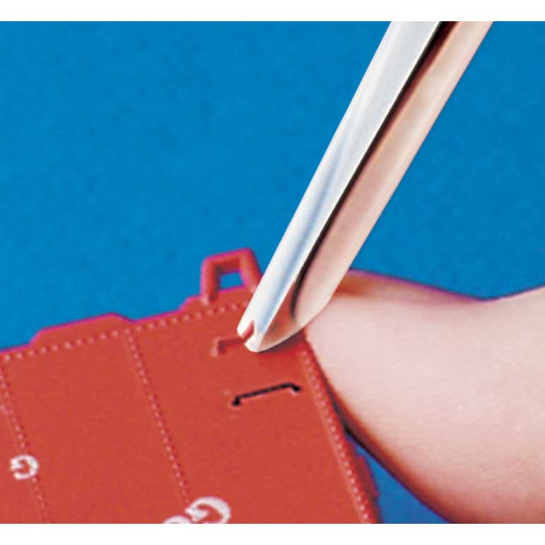 Micro-Mark #80893 4mm Plastic Modeler/'s Chisel
