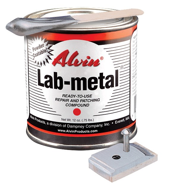 Lab-Metal 3.4 lb. Can