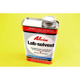 Lab-metal solvent
