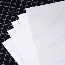 White on White Decal Paper4