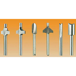 Router Bits (Set of 6)