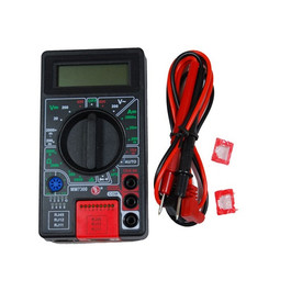 Digital Multimeter With Cable