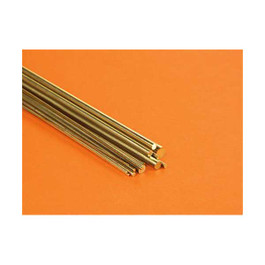 Round Brass Rod Assortment