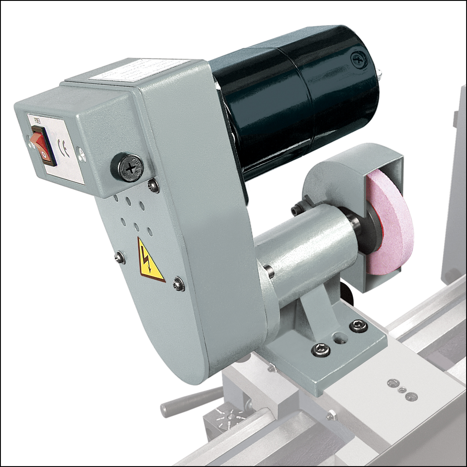 Grinder Attachment for Mini Lathes