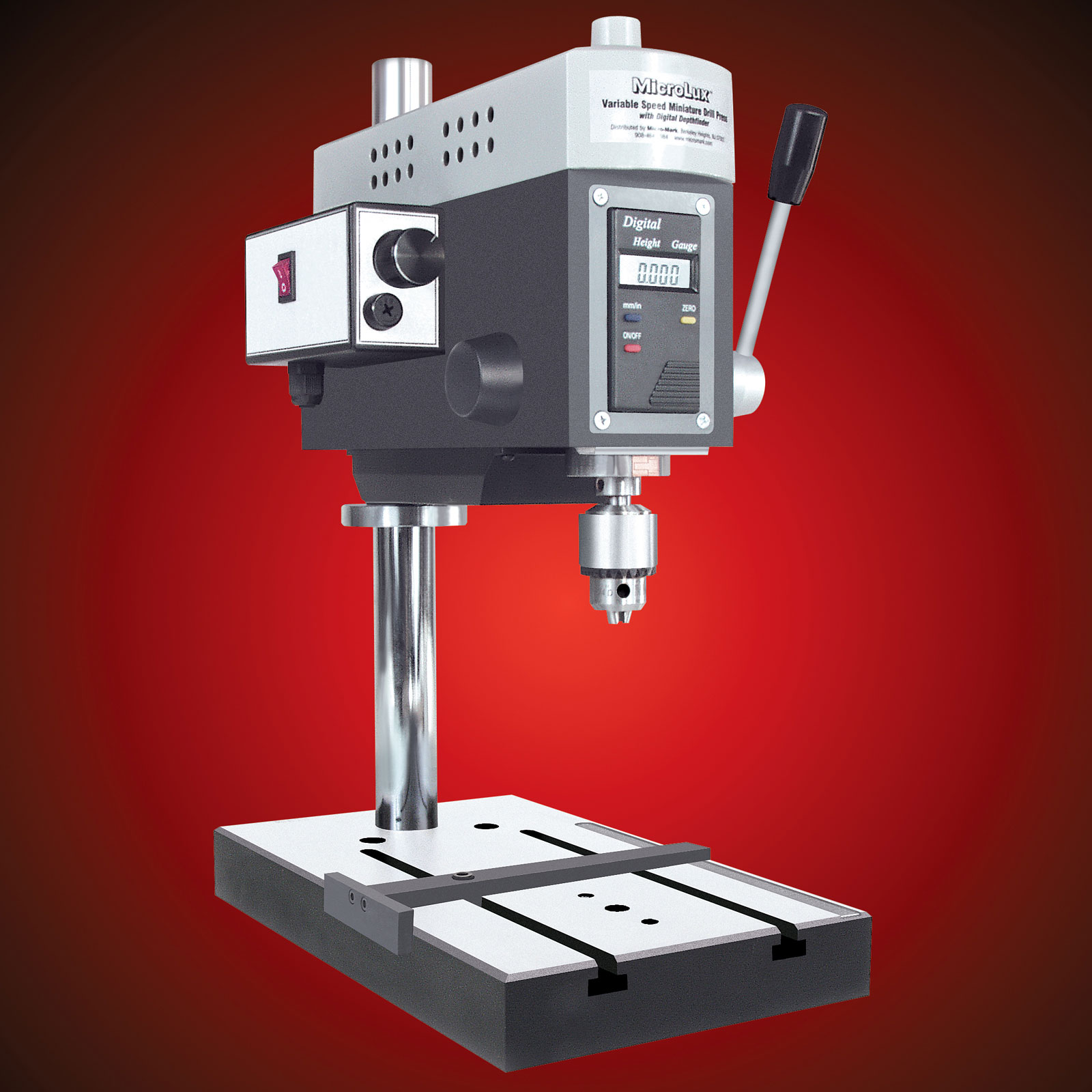 Set of DRILL STAND INCH /& MM Size
