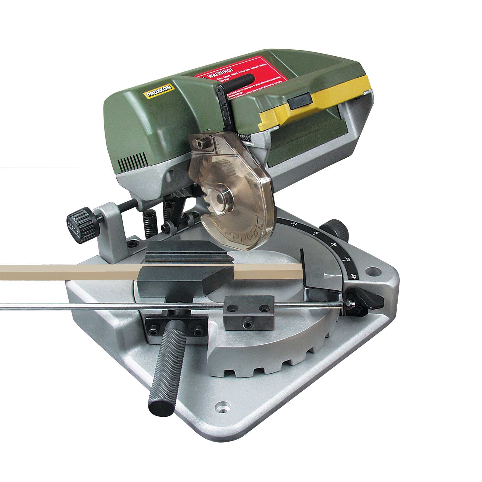 Proxxon Mini Chop Miter Saw For Hobby Use