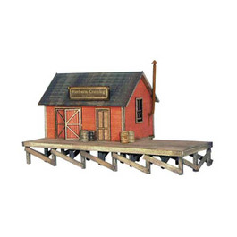 Herbert's Crossing Freight House
