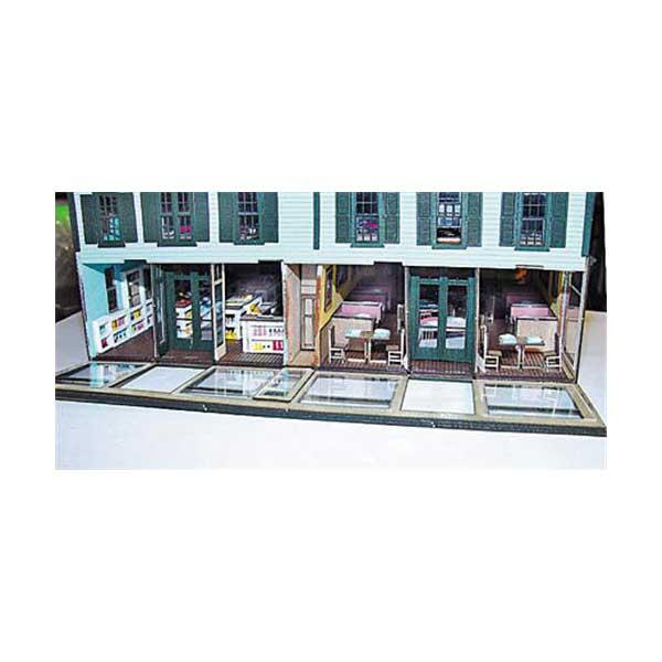 The Dubois Store Interior Ho Scale Model Kit