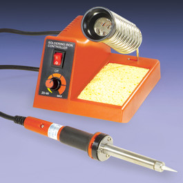 Variable Temperature Soldering Sta