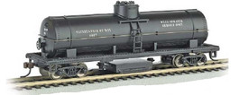 MOW Track Cleaning Tank Car