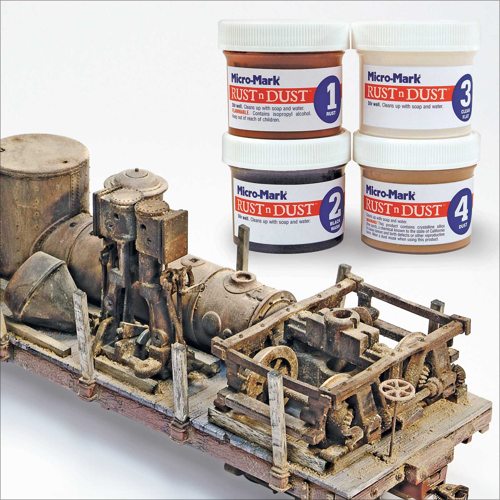 Rust n Dust Weathering System