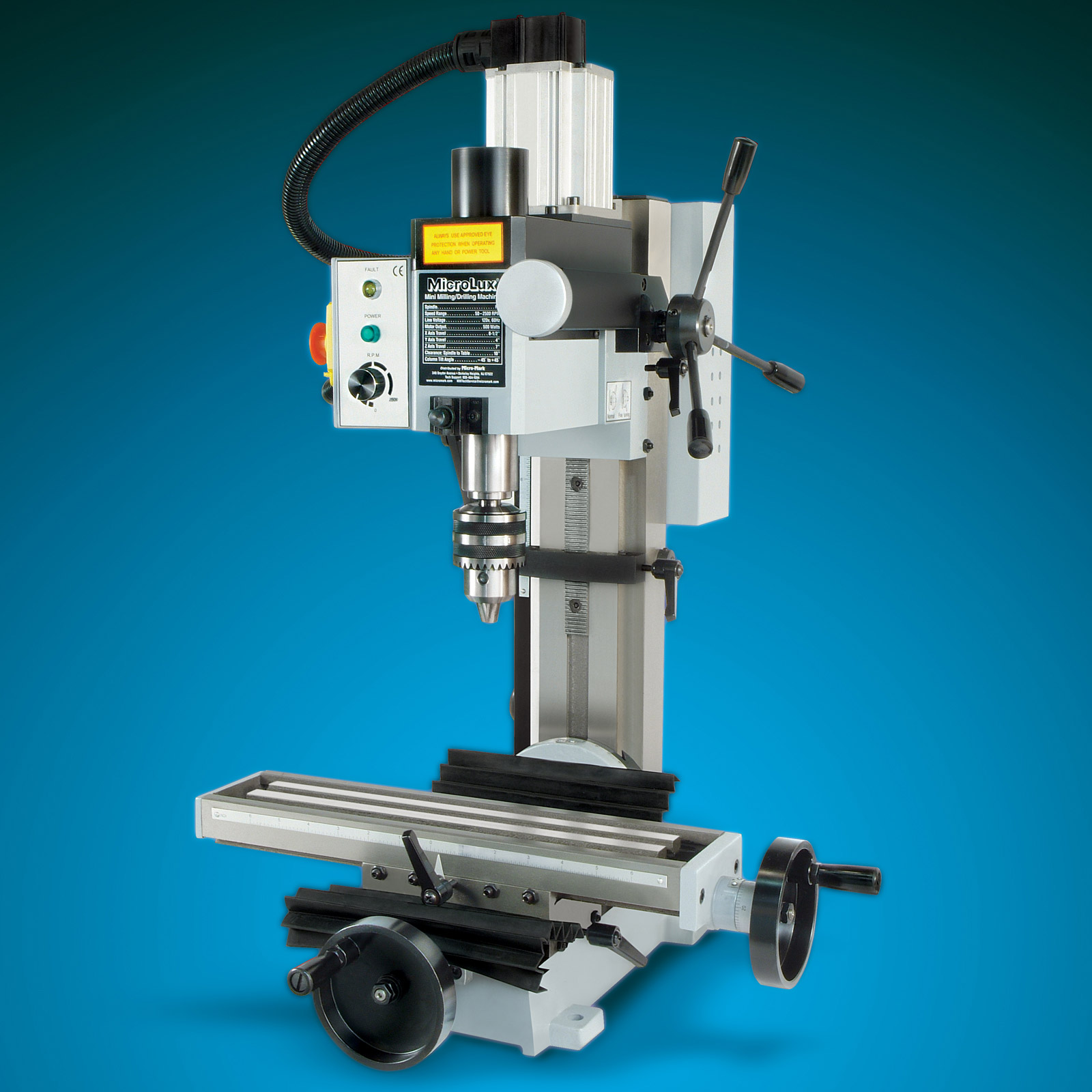 Tremendous Microlux High Precision Heavy Duty R8 Miniature Milling Machine Download Free Architecture Designs Scobabritishbridgeorg