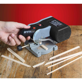 MicroLux Mini Miter / Cut-Off Saw 2