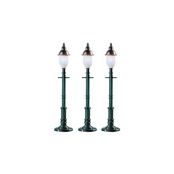 O Scale Old-Fashioned Lamp Posts