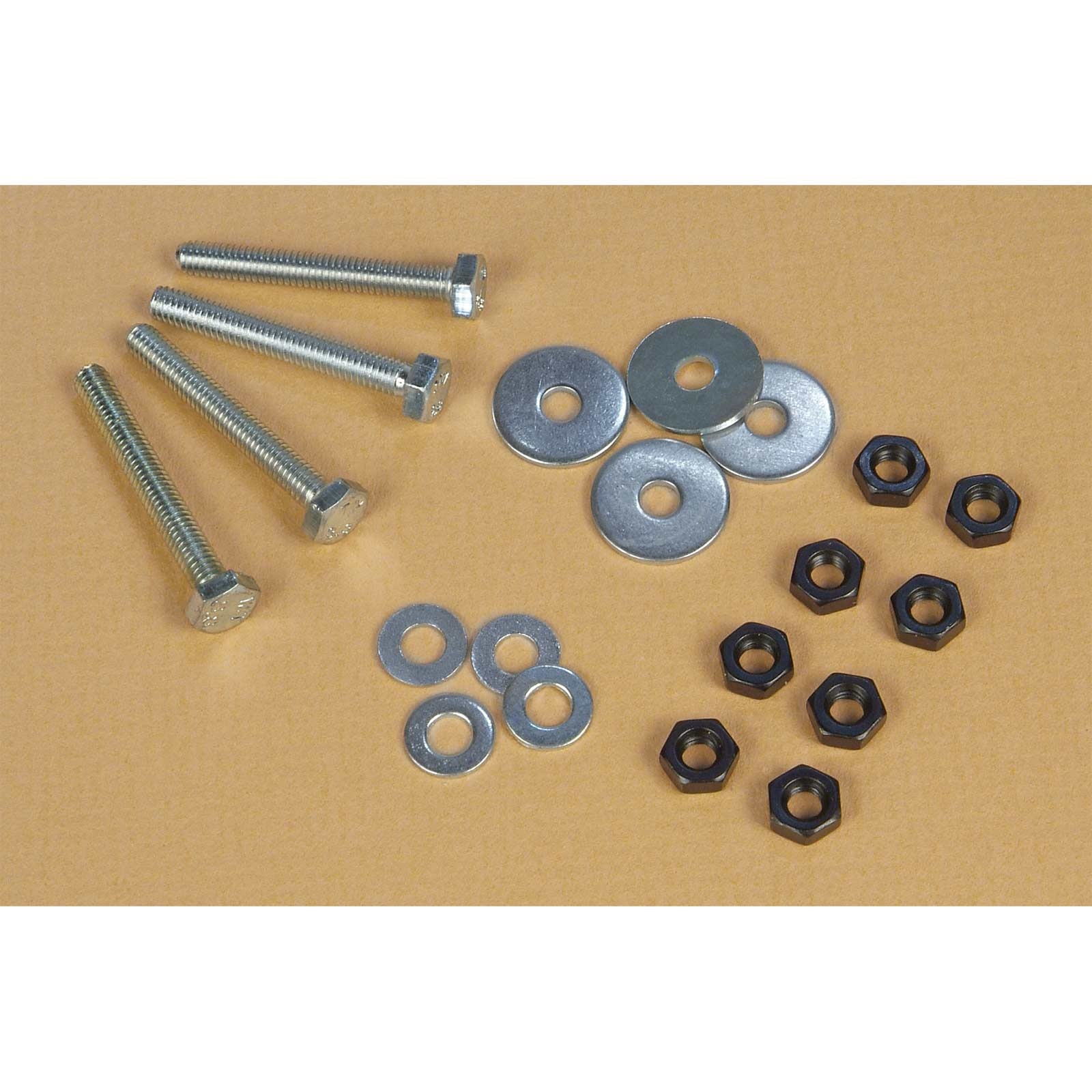 M4 Hardware Kit (20 Pieces)