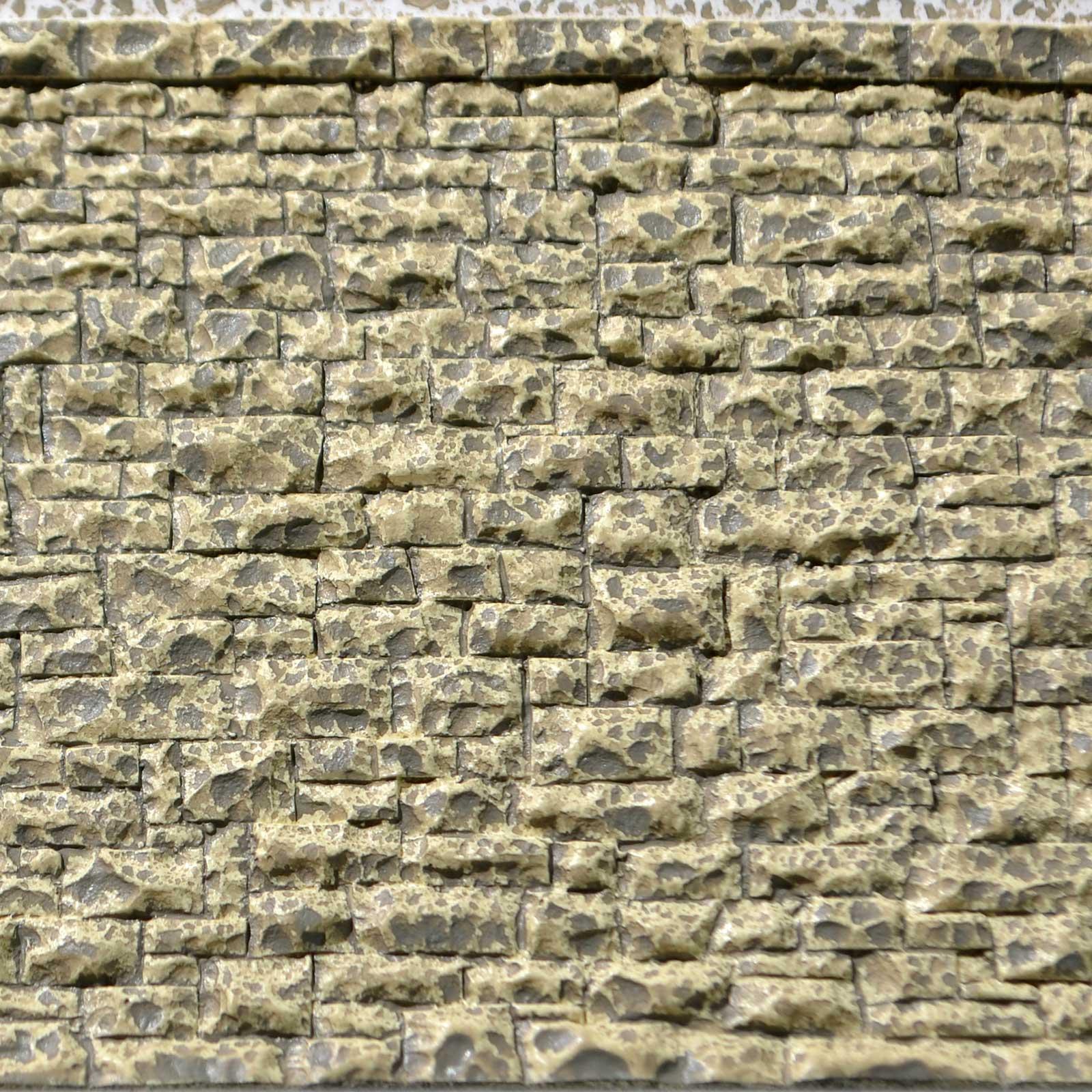 Flexible Random Stone Wall Medium With Peel Amp Stick