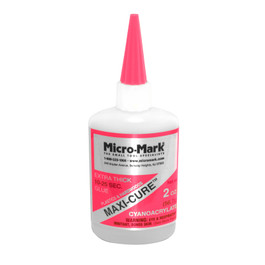 Micro-Mark Maxi-Cure Extra Thick