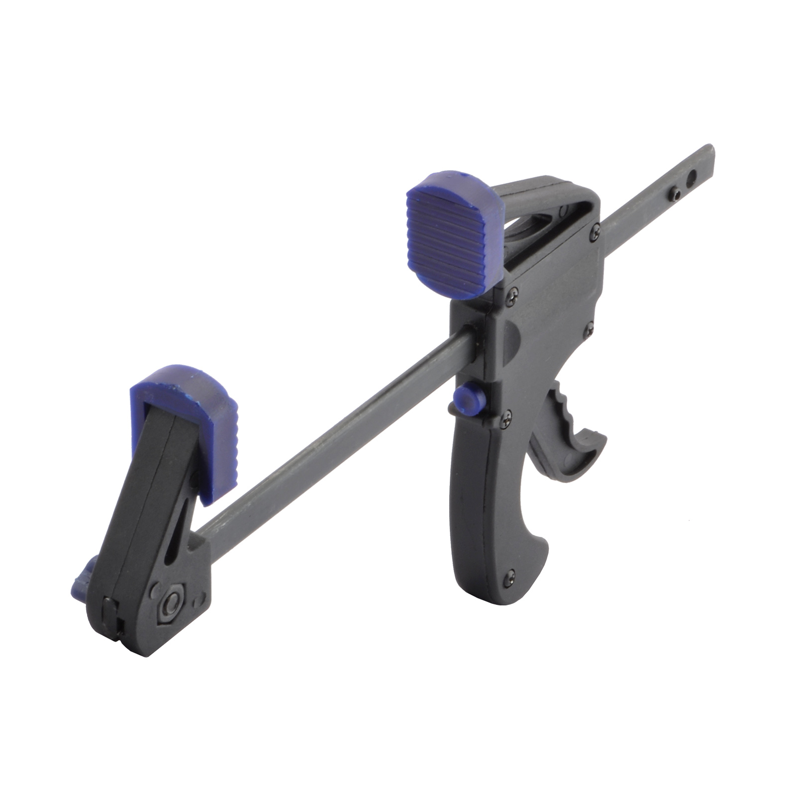 Trigger Action Reversible Bar Clamp