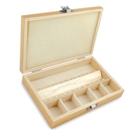 Wood Storage Case for Rotary bits