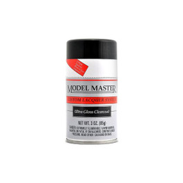 Glosscote Lacquer Spray, 3 oz.