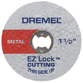 Dremel EZ Lock Cut-Off Wheels