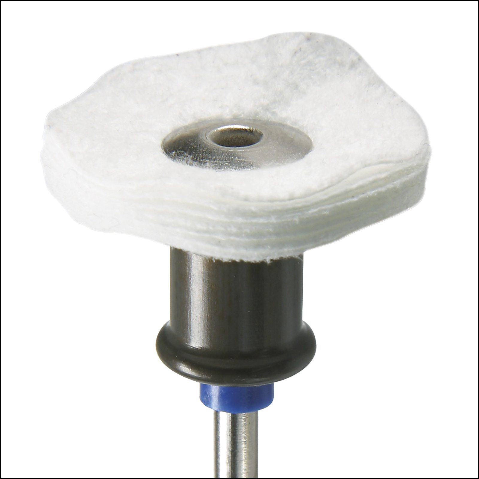 Dremel EZLock Cloth Polishing Wheel