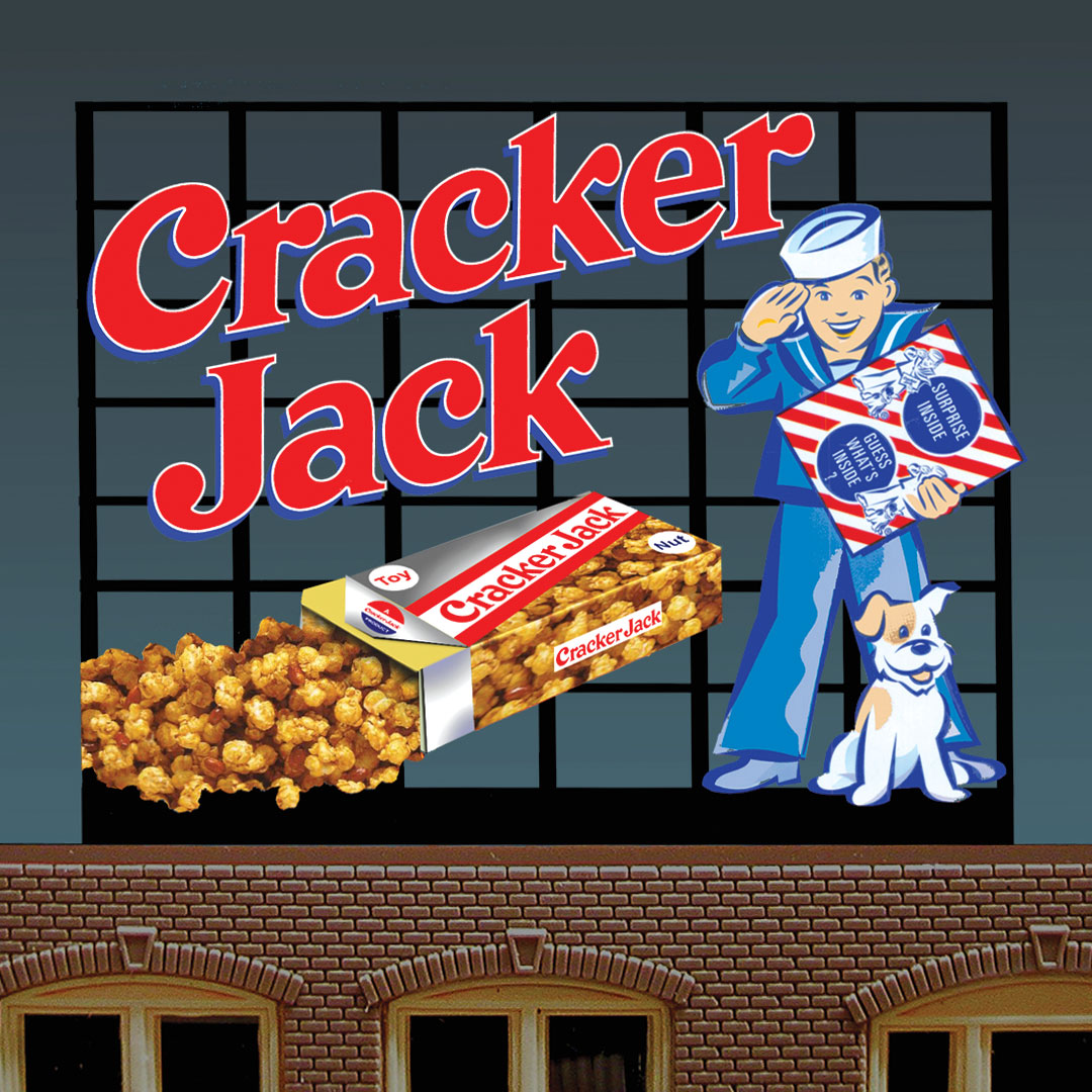 Cracker Jack Billboard