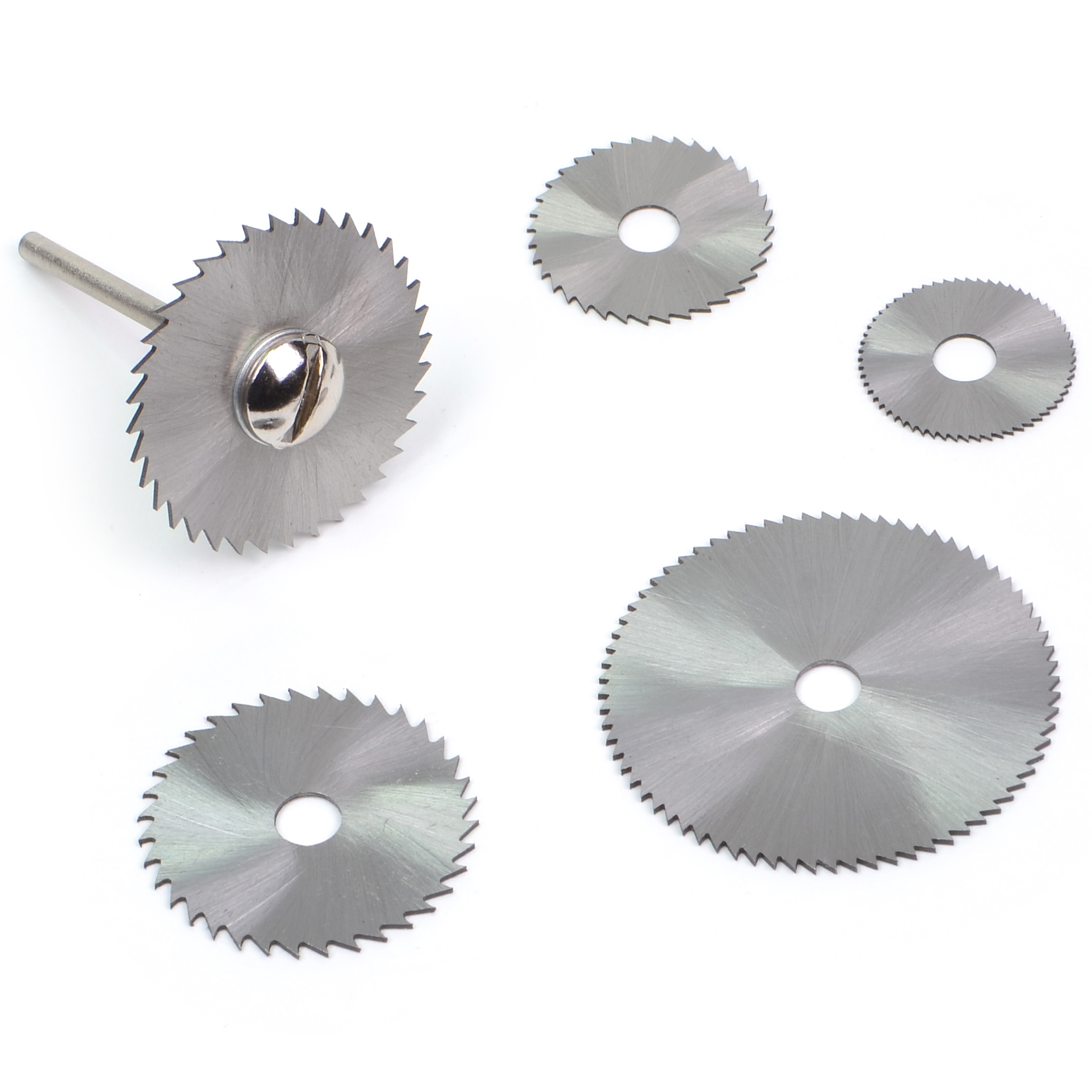 6-piece High Speed Steel Saw Blade