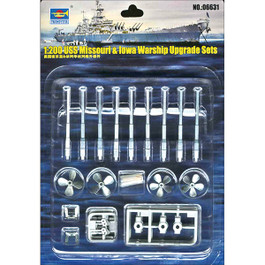 USS Missouri/USS Iowa Upgrade Kit