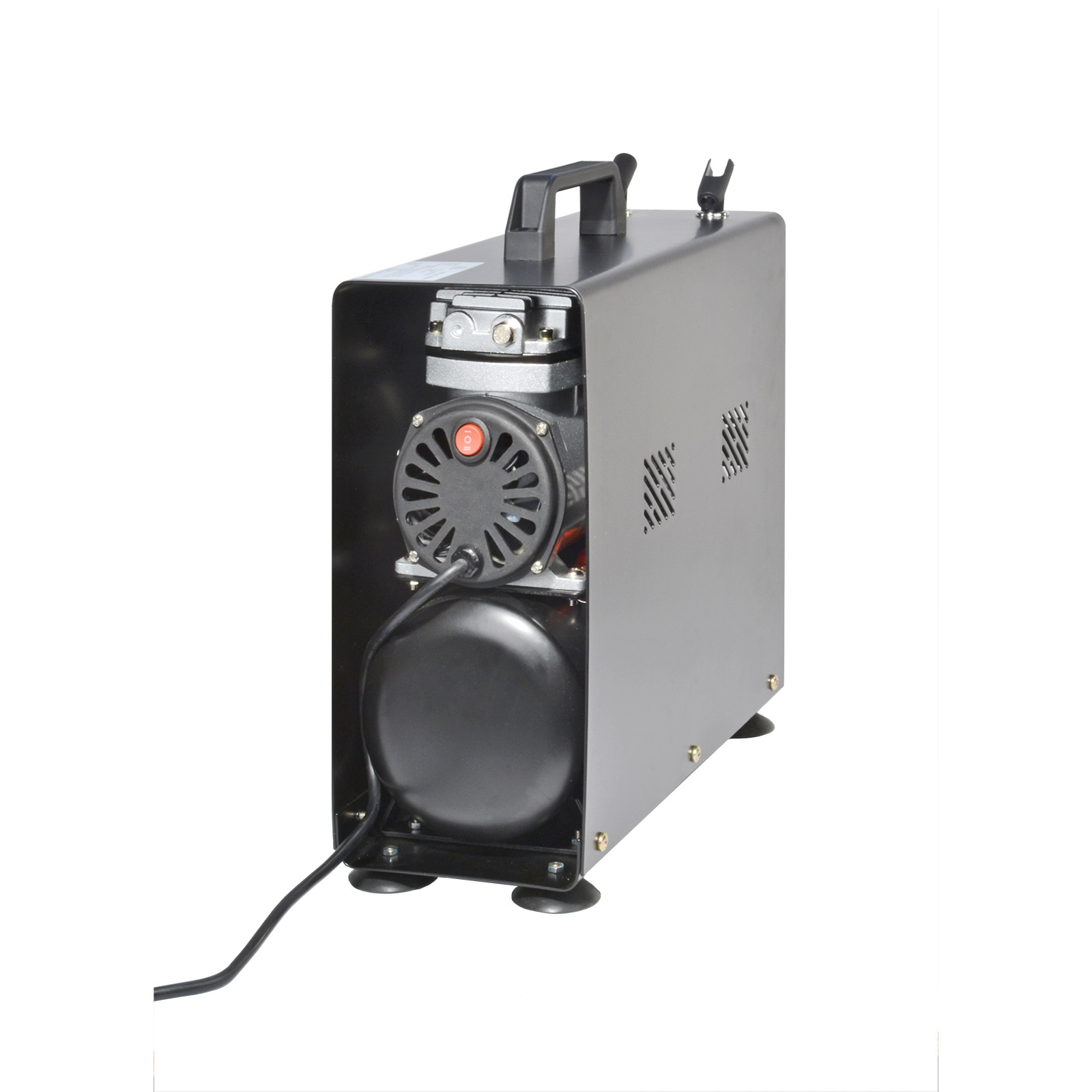 Twin-Cylinder Portable Air Comp