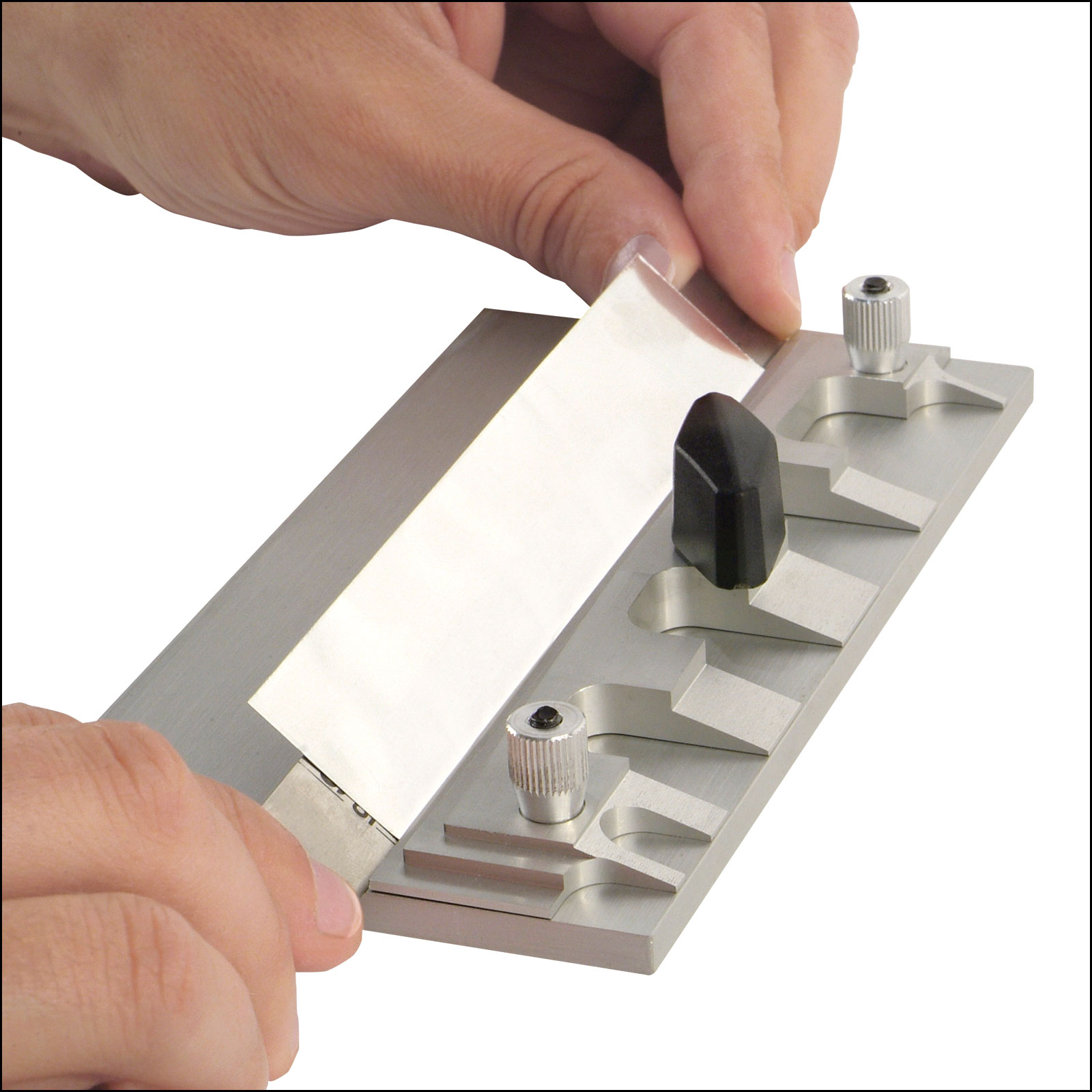 Heavy Duty Metal Photo-Etch Bending Fixture Tool Small Size Bender