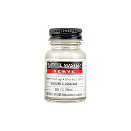 Model Master Acrylic Semi Gloss