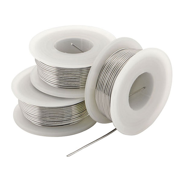Flux-coated Solder Wire