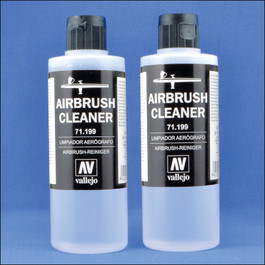 Airbrush Cleaner-Water-Base Paints