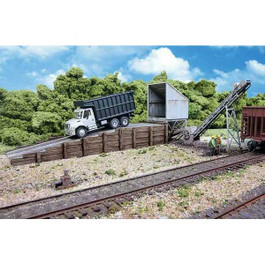 Walthers Cornerstone Truck Dump Kit