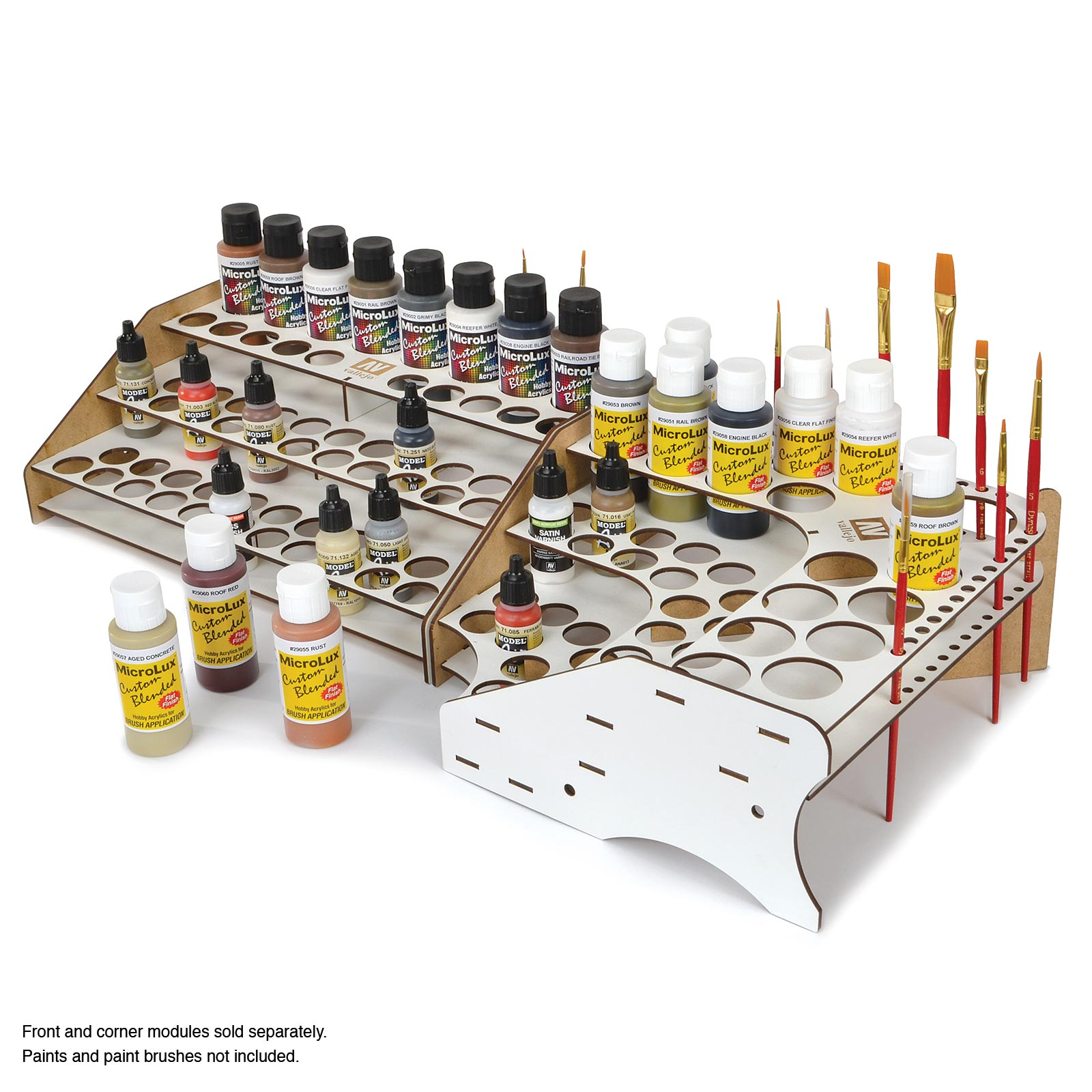 Vallejo Table Top Paint holder