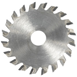 20 Tooth Carbide-Tipped Saw Blade