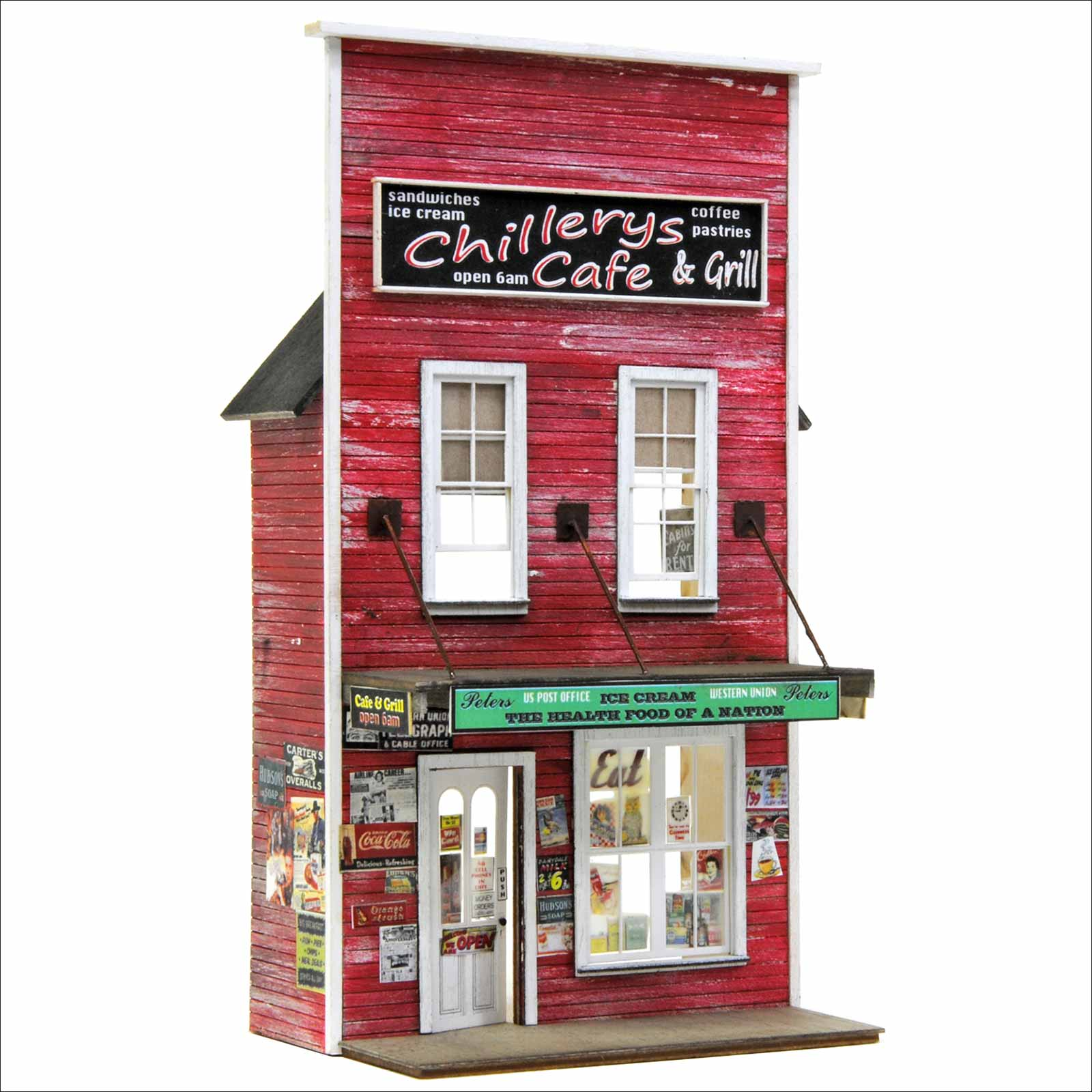 Chillery's Cafe (Front)