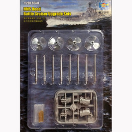 Trumpeter HMS Hood Upgrade Kit
