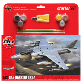 AIRFIX HARRIER MODEL SET