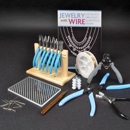 Wire Jewelry Starter Set