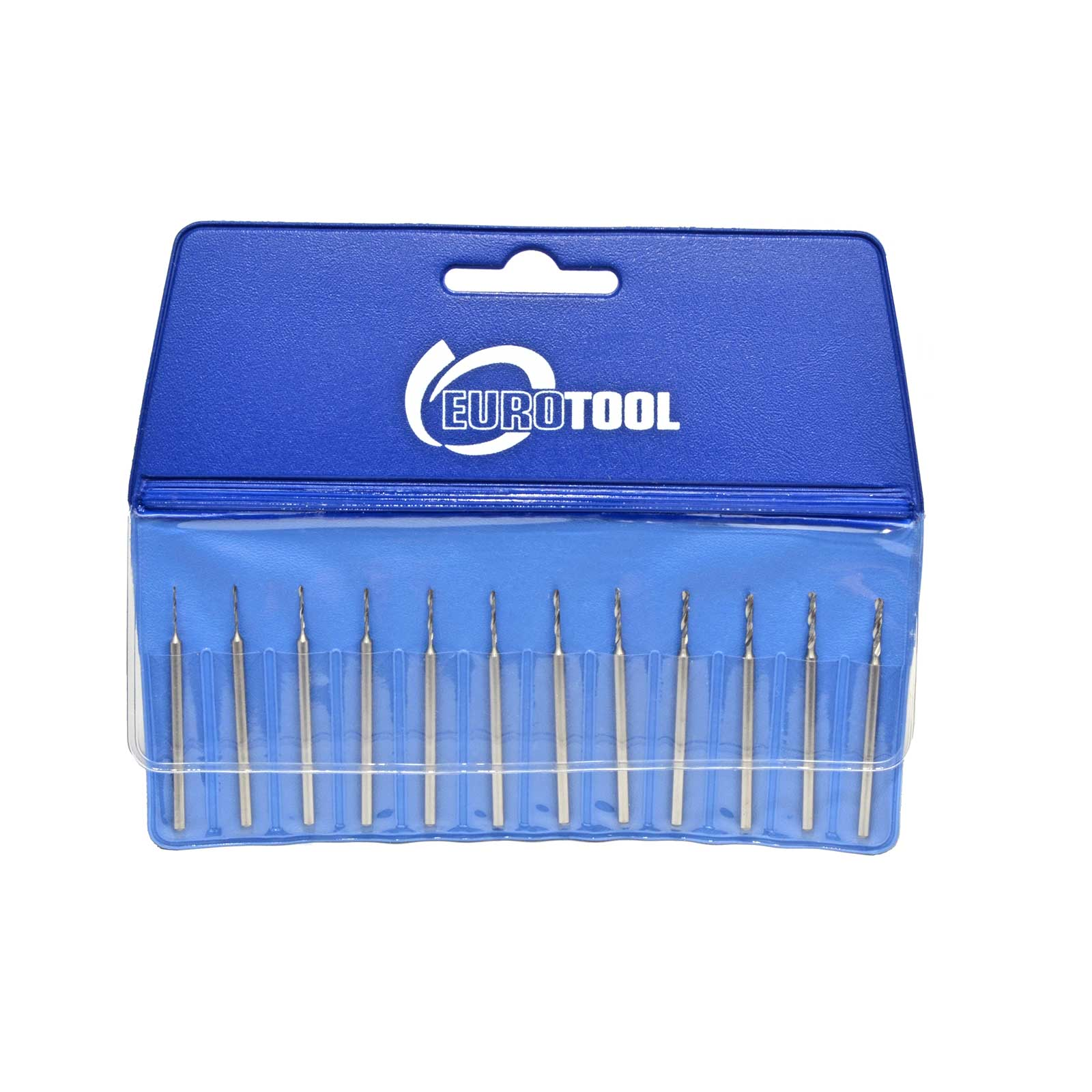 12-piece Metric Drill Set, 3/32
